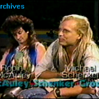 VHS Archives #101:  The Wisdom of Michael Schenker (1987)