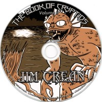 REVIEW:  Jim Crean - The Book of Cryptids Volume II (2020)