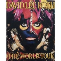 REVIEW:  David Lee Roth - Big Trouble Comes to Toronto - Maple Leaf Gardens 10/31/86 (bootleg cassette)