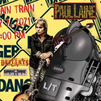REMINDER:  Paul Laine on the LeBrain Train TONIGHT!