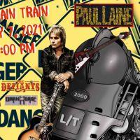 REMINDER:  Paul Laine on the LeBrain Train TONIGHT!