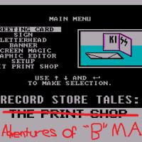 "#902: The Adventures of ""B"" Man"