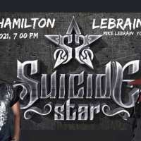 Brian and Rob from Suicide Star on this week's LeBrain Train!