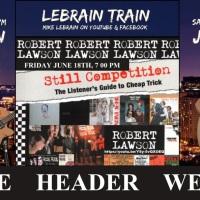 Double Show Weekend! Friday - Robert Lawson & Saturday - Jacob Moon