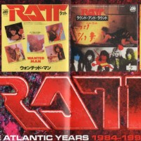 RE-REVIEW:  Ratt - Out of the Cellar (Part One of The Atlantic Years series)