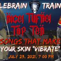 """The LeBrain Train """"Music That Makes Your Skin Vibrate"""" Birthday Party Extravaganza"""